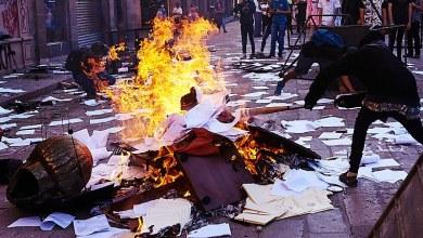 """Photo of Pedirán investigar a las autoridades por """"montaje de la destrucción del Congreso""""."""