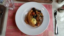 New World Cuisine, NENI @ 25Hours Hotel.