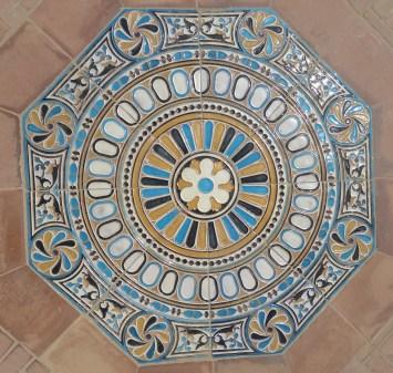 Details Plaza de Espana