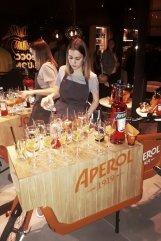 Sommerfeeling dank Aperol Spritz