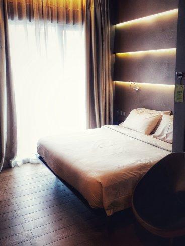 Superior Zimmer im Parc Souvereign Hotel (Foto: Zenz)