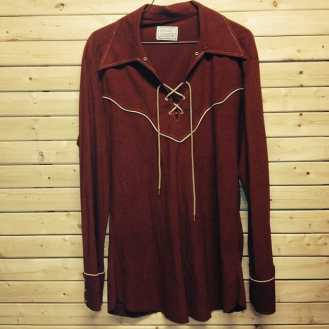 Check out this cool western shirt we recently acquired #metropolisvintage #metropolisnyc #westernshirt #cowpunk #cowboy