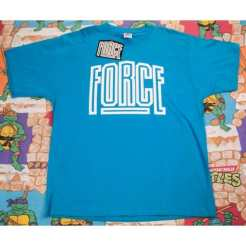Original Force Nike Tshirt on Sale at out Etsy store #force #sneakerporn #tribenyc #90sfashion