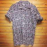 Vintage short sleeved Maus & Hoffman wild print '90s Shirt! #metropolis #metropolisnycvintage #metropolisvintage #90sshirt #1990s #surf #surfshirt #beachshirt #mausandhoffman