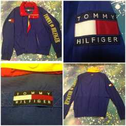 METROPOLIS VINTAGE presents TOMMY HILFIGER WEEK! We'll be showing off all of our best Tommy gear so come down and get some! Check out this great #tommyhilfiger jacket! #metropolis #metropolisnycvintage #metropolisvintage #tommyhilfigerph #hilfiger