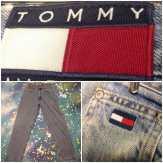 METROPOLIS VINTAGE presents TOMMY HILFIGER WEEK! Check out thus pair of Tommy JEANS! #metropolis #metropolisnycvintage #metropolisvintage #tommyhilfigerph #hilfiger #tommyhilfiger #tommyhilfigerjeans
