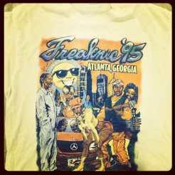 #freaknic #freaknicatlanta #freaknictshirt #vintage90s #vintagenyc #vintagetshirt #crosscolors #tribenyc #