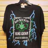 American Thunder T-Shirt #americanthunder #lighting #vintagetshirt #vintage90s #90stshirts #pot #vintagenyc