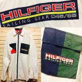 Box just opened and out came a wealth of vintage POLO RALPH LAUREN & TOMMY HILFIGER stuff! In store NOW so come have a look! #metropolisvintage #metropolisnycvintage #tommyhilfiger #hilfiger #sailinggear