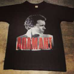 Adam Ant Tshirt available at our store. #adamant #punktshirt #punk #punkrock #vintageclothing #vintagetshirt #tshirt
