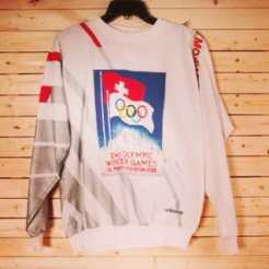 Adidas Olympic Top #olympics #vintage90s #90svintage #tribenyc #adiddas #adiddasolympics #vintagenyc #vintageadiddas