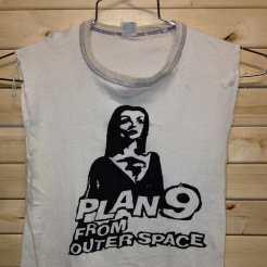 #plan9fromoutterspace #misfits #vintagetshirt #vintageclothing #vintagepunktshirt #edwood #johnnydepp #vintagerocktshirt