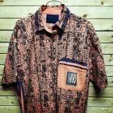 Early 90's surf top #vintage90s #vintageskateboard #vintagenyc #nyu #love #shoppingnyc #vintage #vintageshiets #vintagetshirt #1990sclothing #ilovethe90s