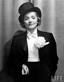 Marlene Dietrich, Morocco (1930)