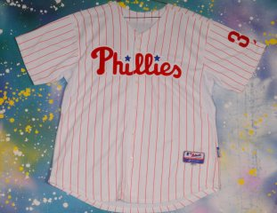 Vintage Baseball Jerseys at Metropolis