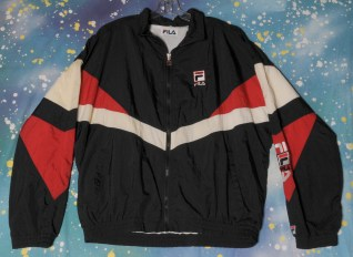 Vintage FILA Clothing NYC