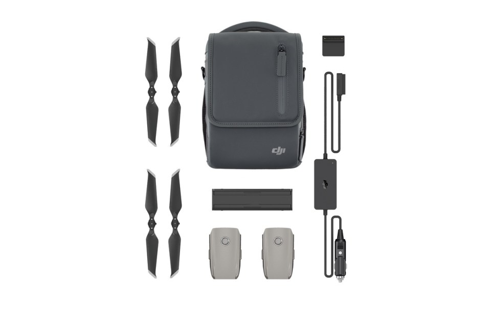 DJI Mavic 2 Fly More Kit Pro Zoom Metropolitan Monkey
