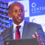 Centum Investment CEO Jmaes Mworia during media briefing at a past event.