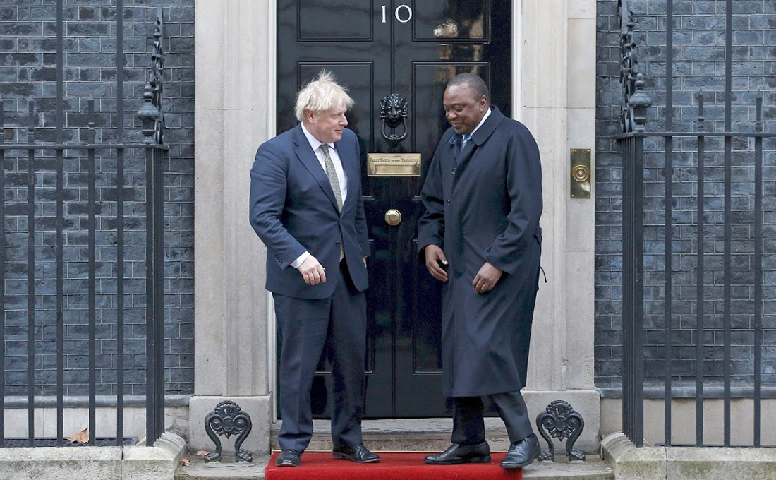 Kenya to open 82.6% of trade value to U.K over 25 years