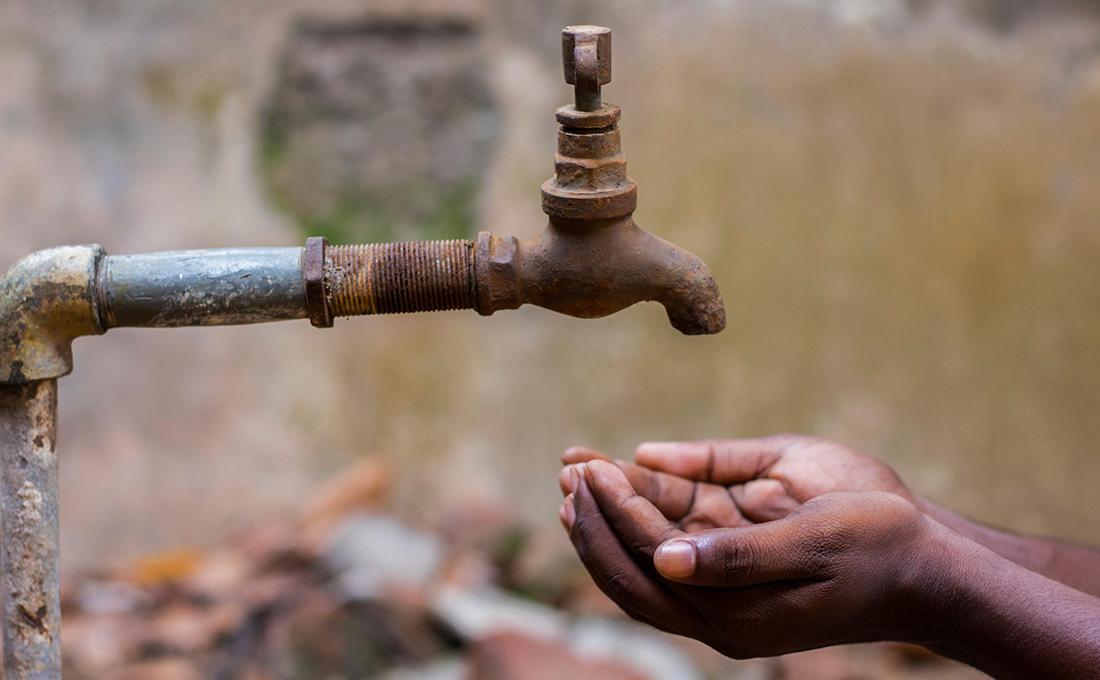Longisa hospital faces water shortage