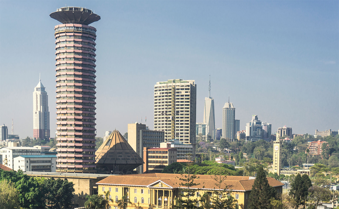 Nairobi is third most stressful city in Africa, 80th globally
