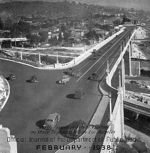 Arroyo Seco Parkway At 70: The Unusual History Of The