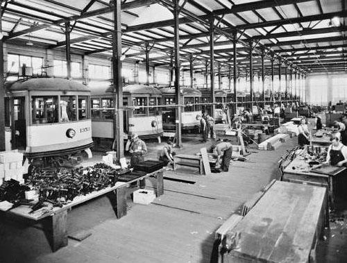 Los Angeles Railway Division 2, 1938