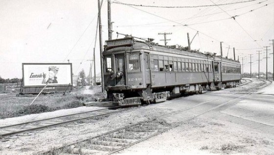 Pacific Electric Santa Ana