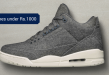 branded shoes under 1000