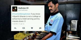 tweets about bangalore