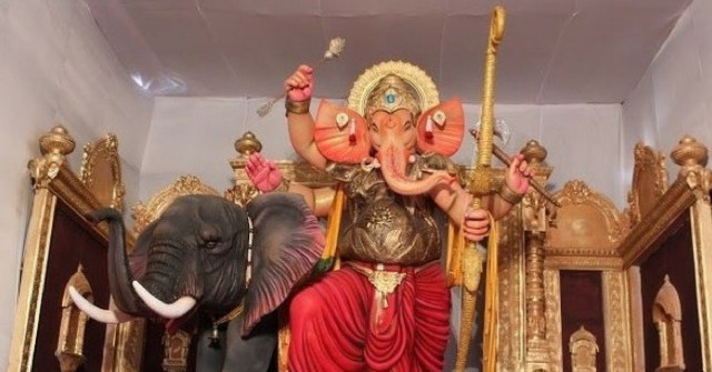 Places to Celebrate Ganesha Festival in Bangalore