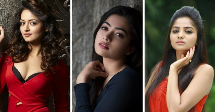 Top 10 Heroines of Kannada Film Industry