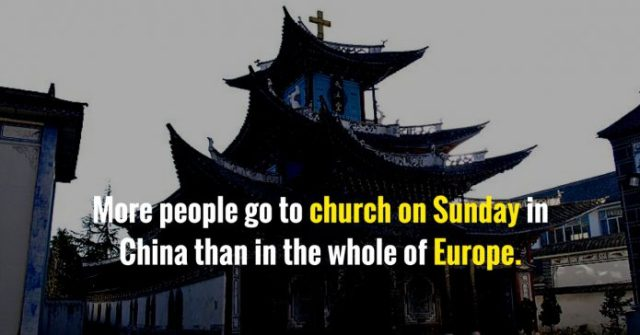 interesting facts about china