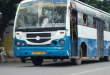 BMTC Buses to get Pink Seats