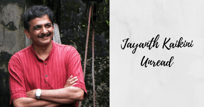 Jayanth Kaikini unread