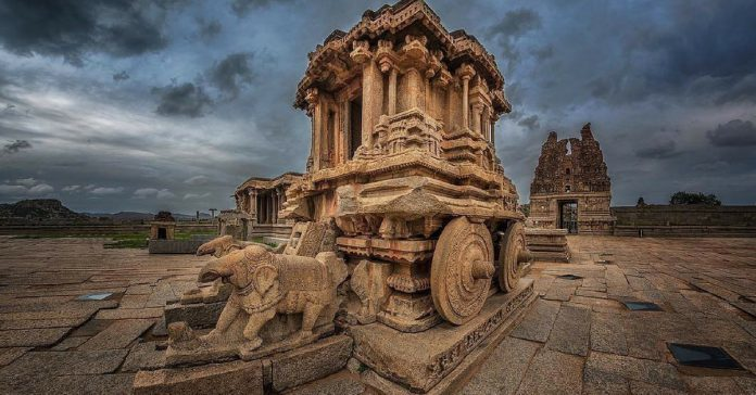 facts about stone chariot
