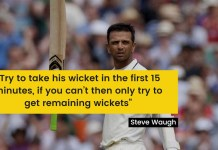 quotes on rahul dravid