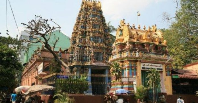 temples outside india