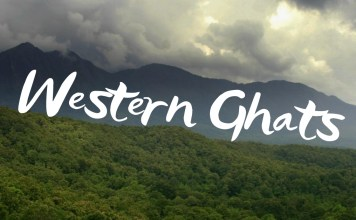 western ghats facts