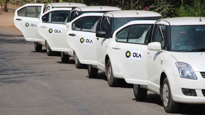 ola suspended in bengaluru