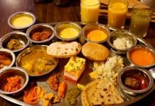 rajdhani mango thali
