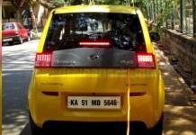 electric vehicles bangalore