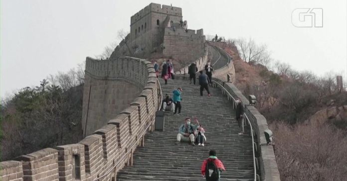 Great Wall of China reopened