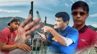 Kiri: La Ode Arif Rahman Korban Kecelakaan Kerja di Jembatan Selayang Pandang