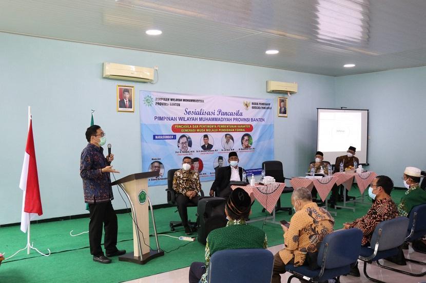 Muhammadiyah Dukung BPIP Soal Pendidikan Moral Pancasila Sebagai Pendidikan Formal