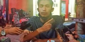 Octhian Syah Reza, Korban pemukulan oleh rekan kerjanya