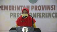 Kadinkes Riau Catat Empat Kabupaten Nihil Kasus Covid-19 Harian