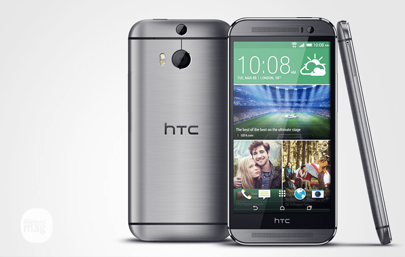 HTC one graded