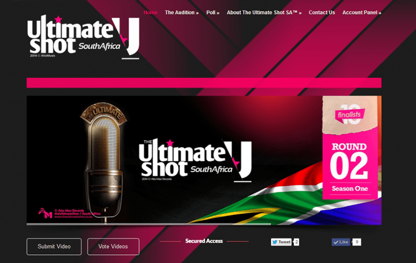 Mzansi's music talents get to be The Ultimate Shot