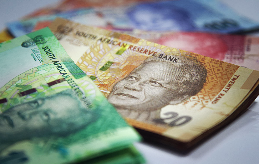 S.Africa rand recoups some losses, could fall further.